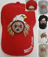 Native Pride [Eagle] Hat